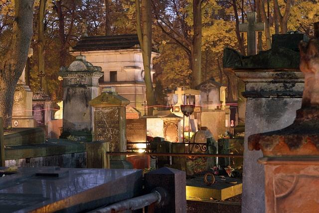 Polish Cemetery All Saints Day- Kid World Citizen