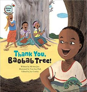 Baobab Tree Madagascar- Kid World Citizen