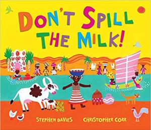 Don't Spill Milk- Kid World Citizen
