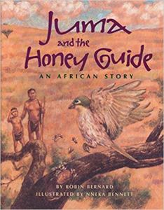 Juma and the Honey Guide African Story