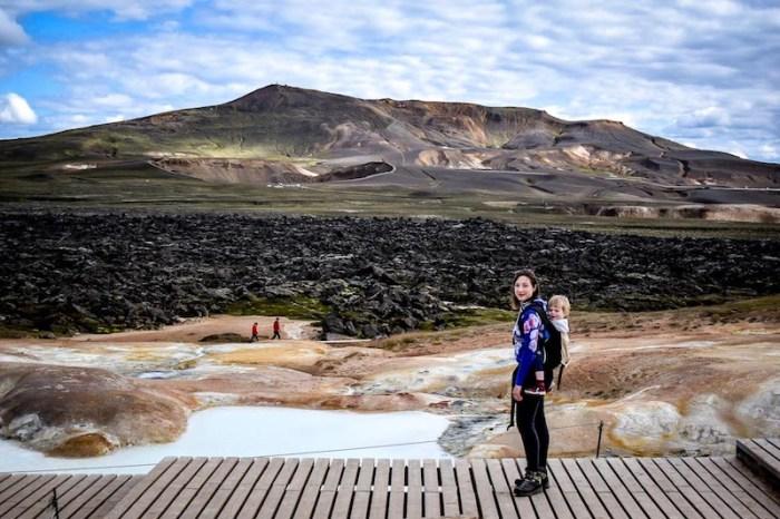 Ergobaby carrier Iceland- Kid World Citizen