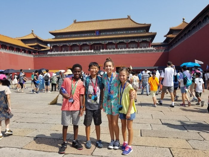 Forbidden Palace Beijing with Kids- Kid World Citizen