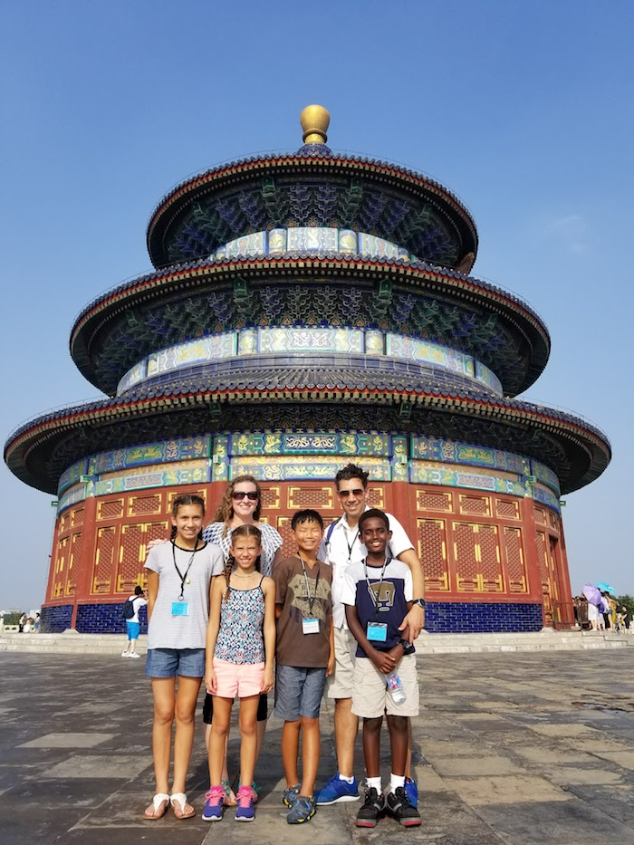 Temple of Heaven Beijing with Kids- Kid World Citizen