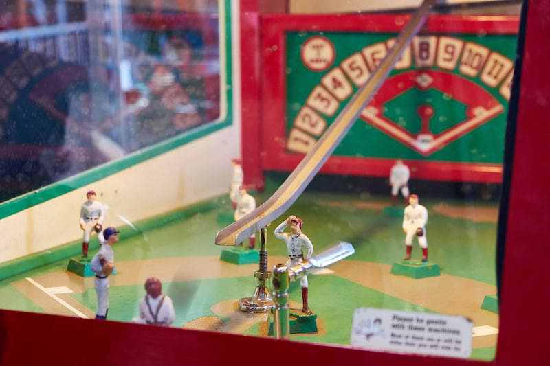 San Francisco with Kids Musee Mecanique- Kid World Citizen