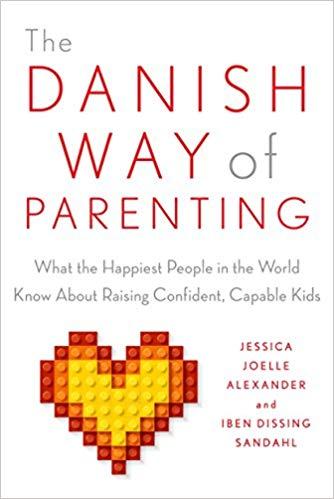Danish Parenting Book- Kid World Citizen