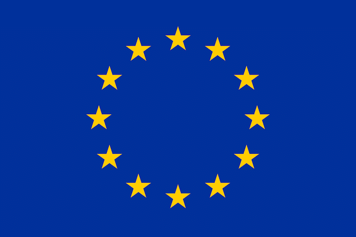 Flag of European Union- Kid World CItizen