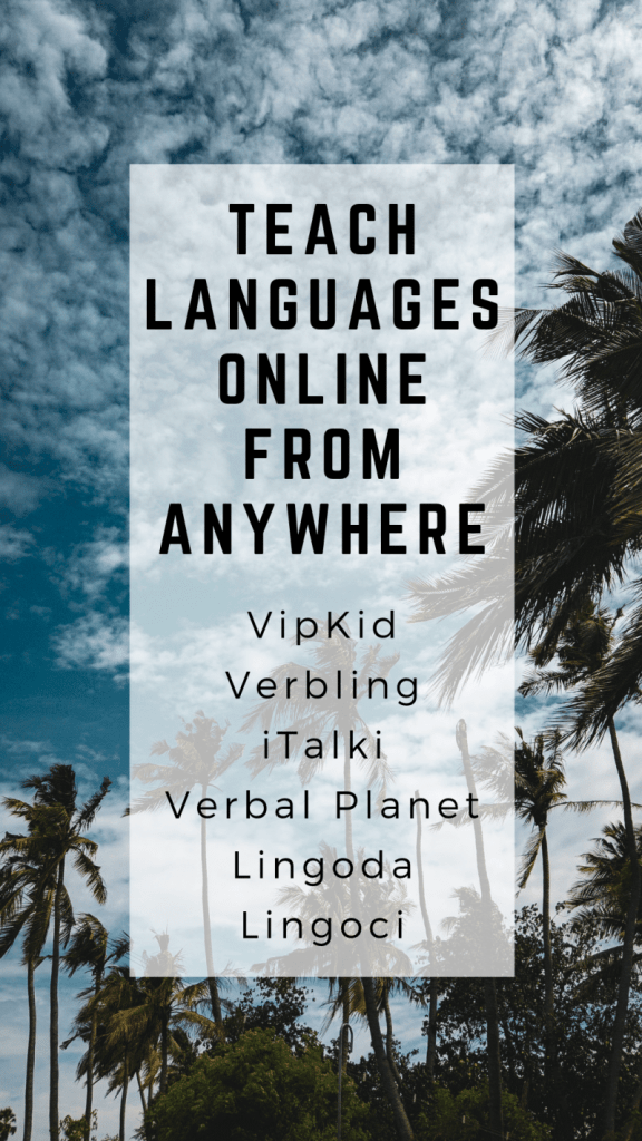 Teach languages online from anywhere- Kid World Citizen
