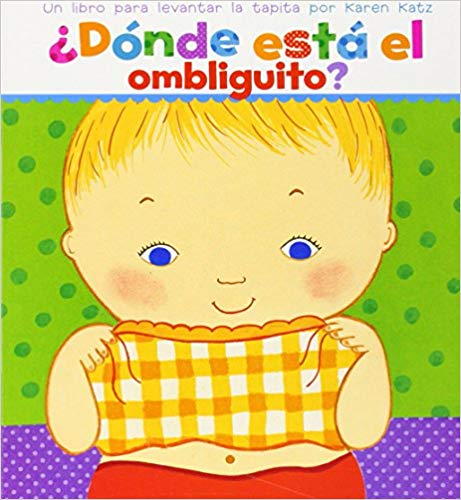 Karen Katz Books in Spanish Toddlers- Kid World Citizen