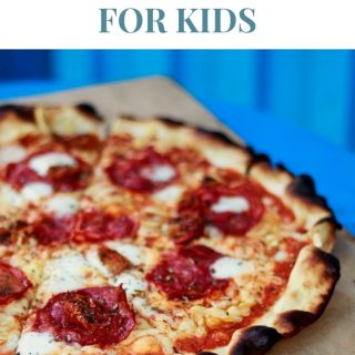 Pizza recipe for Kids