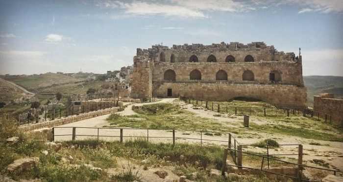 Karak castle Kings Highway