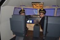 KidZania Jeddah - Airplane simulators