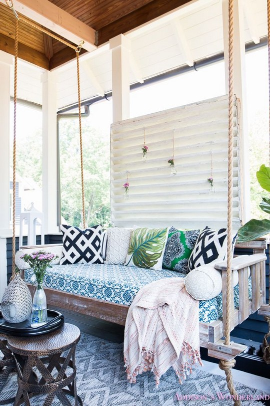 Coordinating Home Decor Inside And Out 22
