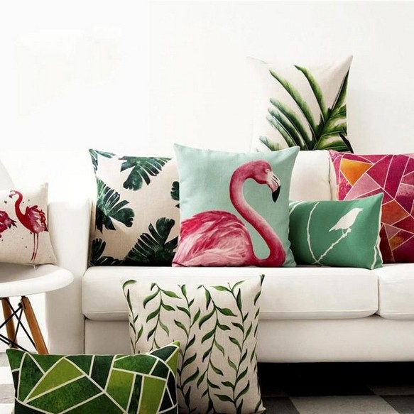 Tropical Decorating Creating A Tropical Canvas Paradise 12