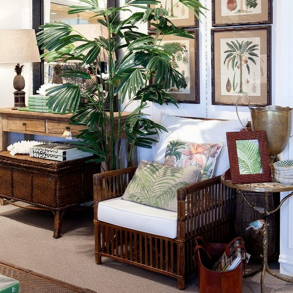Tropical Decorating Creating A Tropical Canvas Paradise 32