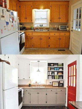 15 Cheap Ways To Update Your Kitchen 02