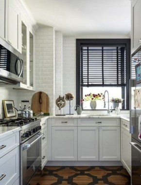 15 Embrace Your Small Kitchen With These Decorating Ideas 12