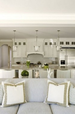 16 How To Decorate An Open Concept Kitchen 01