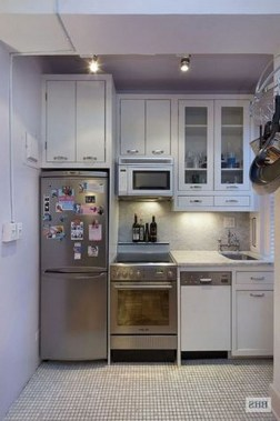 16 Tiny Kitchens You Are Sure To Love 02