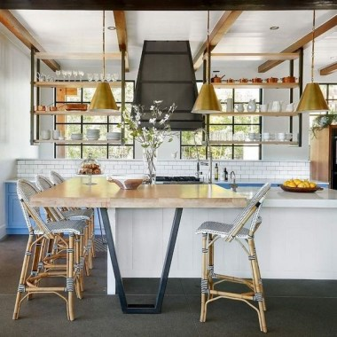 17 Best Barstools To Instantly Upgrade Your Kitchen 01