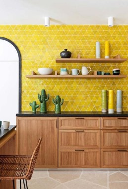 17 Yellow Kitchen Ideas That Will Brighten Your Home 03