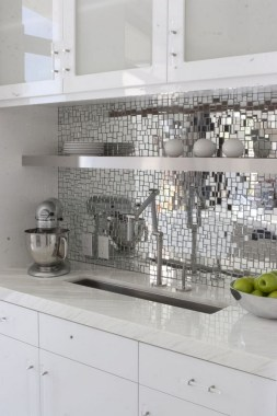 Adding Color To An All White Kitchen Without Disrupting Your DéCor 04