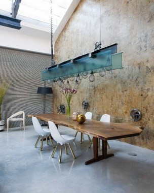 Mix Modern And Rustic For A Stylish Feel 01