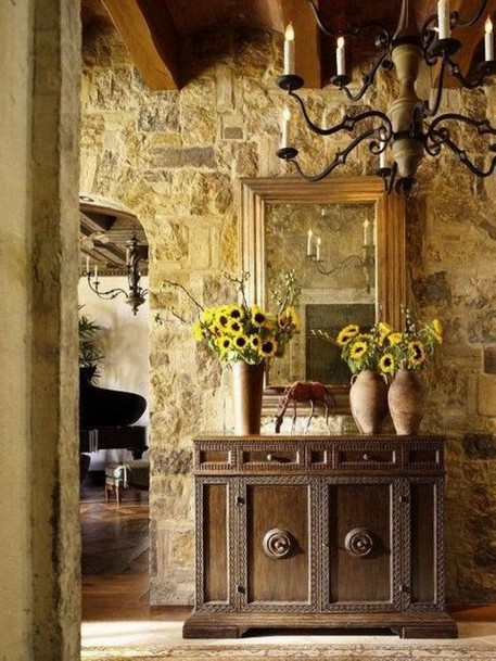 Mix Modern And Rustic For A Stylish Feel 16