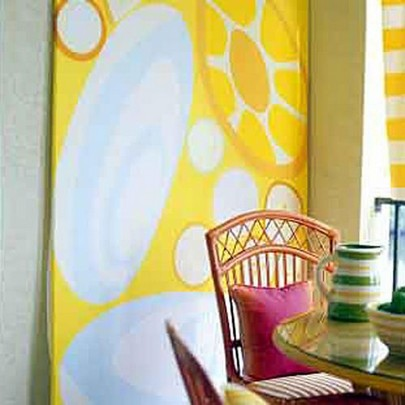 Shake Up Your Space With Color Indoors Or Out 16