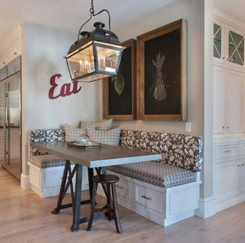 Trendy Breakfast Nook Ideas 12