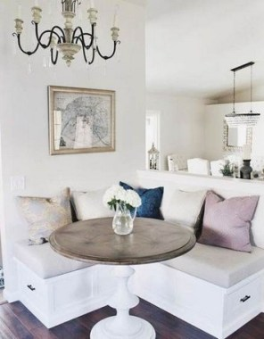 Trendy Breakfast Nook Ideas 14