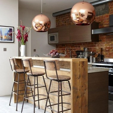 15 Kitchen Islands With Seating For Your Family Home 05
