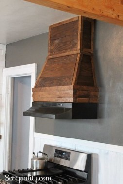 16 Kitchens With Unusual Stove Hoods 20