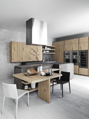 16 Lacquered Melamine Kitchen From Cesar Arredamenti 01