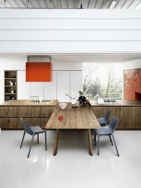 16 Lacquered Melamine Kitchen From Cesar Arredamenti 05
