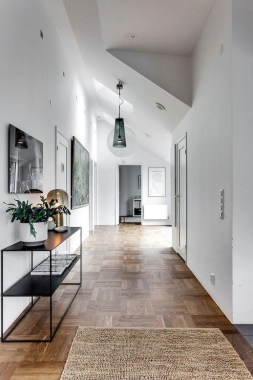 17 Attic Apartment In Stockholm Dictates Layout And Style 08