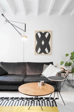 17 Chic And Modern Open Space Decorating Ideas 23