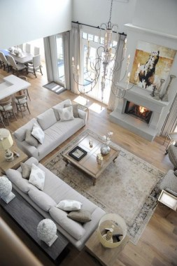 17 Chic And Modern Open Space Decorating Ideas 25