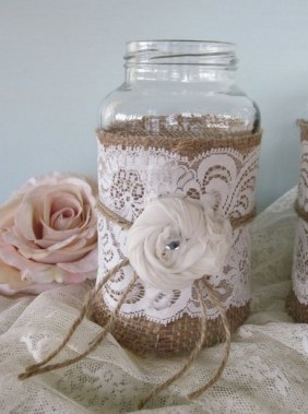 17 Cute DIY Mason Jar Decoration Ideas 02