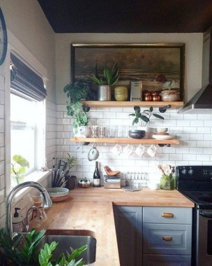 17 Modern Kitchen Countertops From Unusual Materials 19