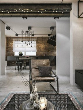 19 Contemporary Loft Project Proves That Industrial Look Can Be Luxe 23
