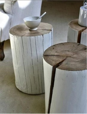 19 Functional DIY Ideas By Utilizing Your Old Log 01