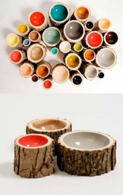 19 Functional DIY Ideas By Utilizing Your Old Log 08