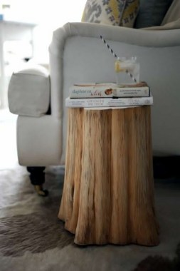 19 Functional DIY Ideas By Utilizing Your Old Log 10