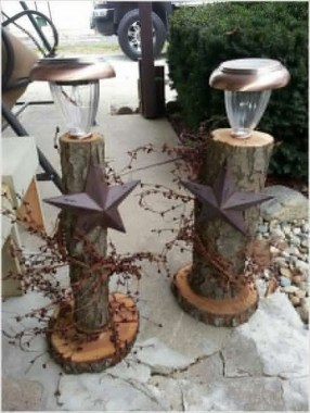 19 Functional DIY Ideas By Utilizing Your Old Log 17