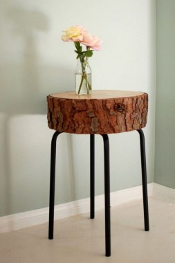 19 Functional DIY Ideas By Utilizing Your Old Log 23