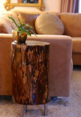 19 Functional DIY Ideas By Utilizing Your Old Log 27