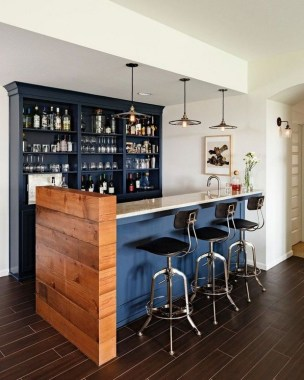 19 Home Bar Decorating Ideas That Are One Of A Kind 14