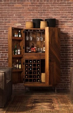 19 Home Bar Decorating Ideas That Are One Of A Kind 15