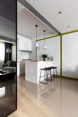 19 Taiwanese Apartment Is Luxuriously Contemporary 08