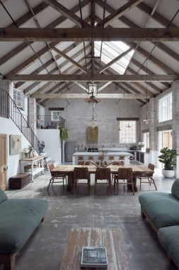 19 Warehouse Style Loft With Stunning Visual Appeal 19